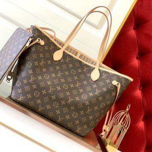 LV Hampstead MM Shoulder Bag